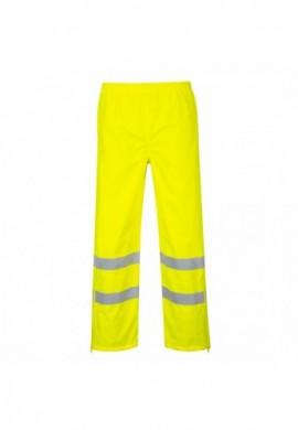 S487 Pantaloni Respirabili Hi-Vis