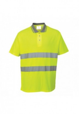 S171 Tricou polo bumbac Confort