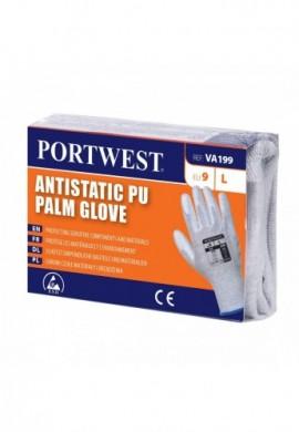 VA199 Manusa antistatica vending aplicatii PU in palma
