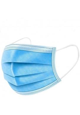 Masca de protectie cu 3 pliuri